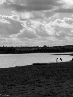 Beach, Birds Hill Park