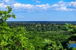 Spruce wood provincial park