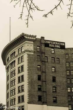 Confederation building Main