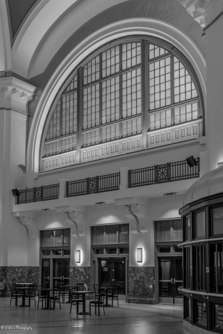 Union station inside