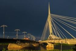Riel Bridge, Winnipeg